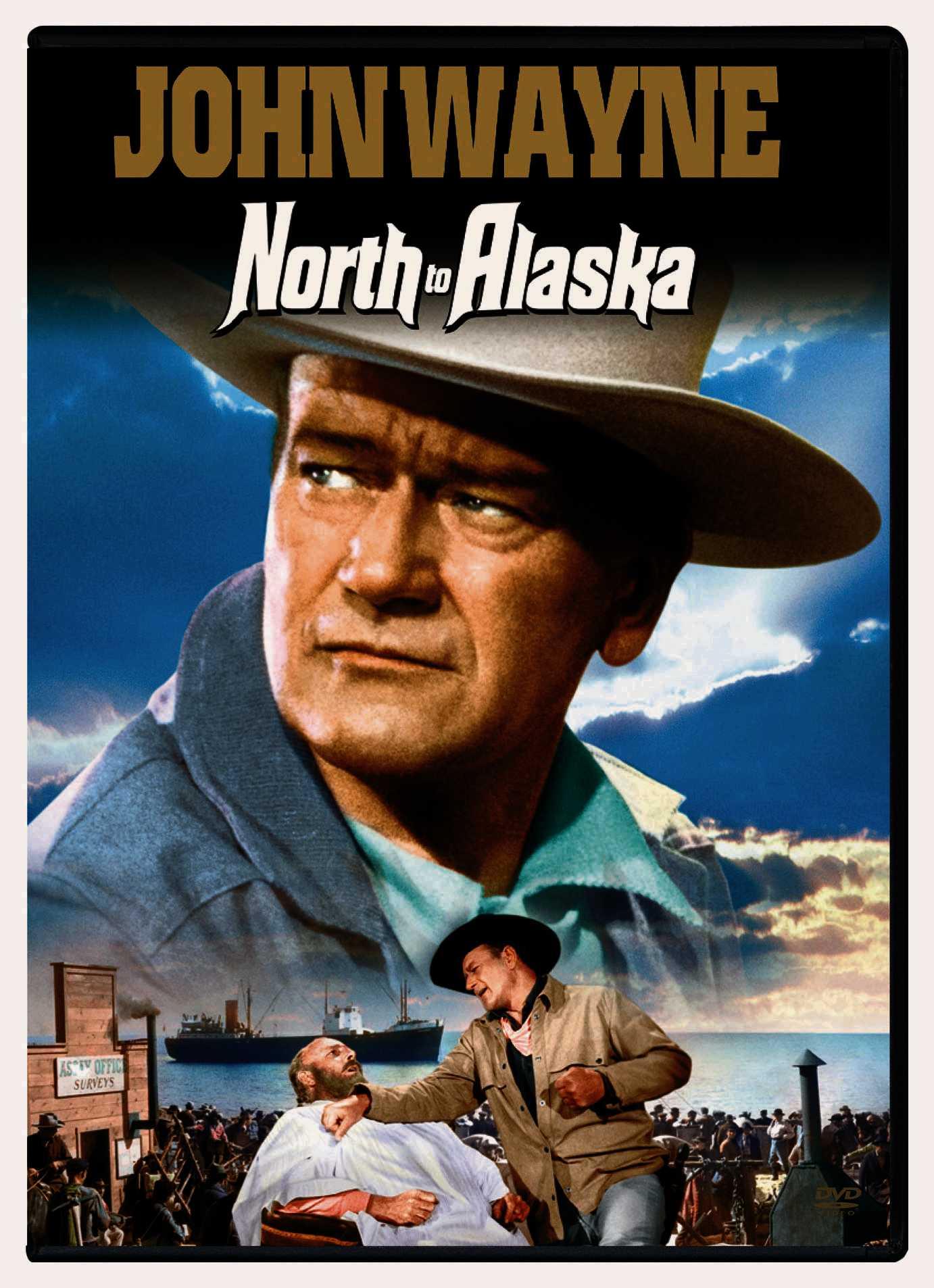 NORTH TO ALASKA BY WAYNE,JOHN (DVD)